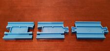 Blue Tomy Thomas Trackmaster Hypercity 3 Pcs Elevated/Adapter Train Track Set