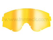 LENTE SPECCHIO ORO GOLD MIRROR COMPATIBILE OAKLEY O-FRAME  INNTECK LEN13004