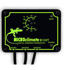 Microclimate B1 HT High Range Dimming Thermostat Vivarium Dimmer Stat Reptile