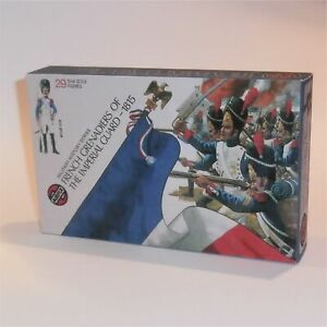 Airfix Empty Repro Box Waterloo French Grenadiers 1:32 Scale #51460