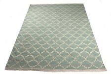 Home Decorative Modern Cotton Area Rug Bedroom Large Carpet 8x10 Feet DN-1969