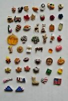 Origami Owl Charms New Autumn Harvest Fall Halloween Ship Free Buy 4- Free Charn