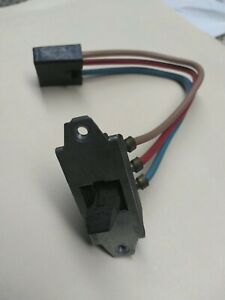 Buick olds pontiac chevy convertible top switch early 1960s? NOS