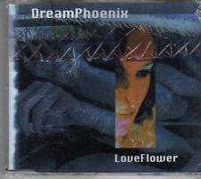 (CX499) Dream Phoenix, Love Flower - sealed CD