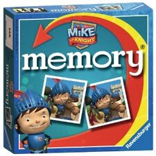 Mike The Knight Mini Memory Game Puzzle Brand New Gift
