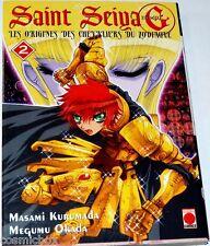 Manga SAINT SEIYA épisode G n° 2 Les ORIGINES des CHEVALIERS du ZODIAQUE Panini