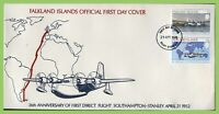 Falkland Islands 1978 26th Anniversary of First Direct Flight First Day Cover