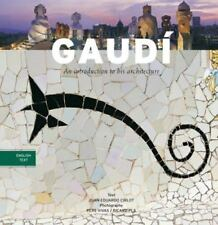 NEW - Gaudi Introduction to His Architecture by Juan Eduardo Cirlot