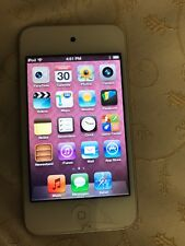 Apple iPod touch 4th Generation White ( 8 GB)