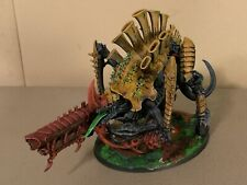 SPRING SALE! Warhammer 40k Lot 8 TYRANIDS AWESOME PAINTED TYRANNOFEX
