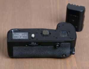 Promaster Panasonic DC-G9 Vertical Control Power Grip with Battery