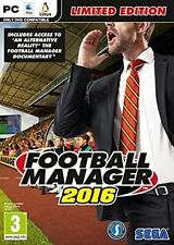 Football Manager 2016 Fm16 PC Mac Linux Game