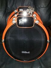 "Drumit5 2box 10"" MESH or rubber head Drum Trigger"