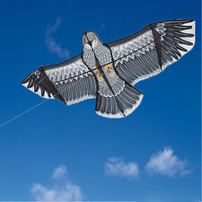Huge 1.7m Eagle Kite Single Line Novelty Animal Kites Children Kid Toy Xmas Gift