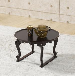 New Coffee Table Korea Traditional Vintage Oriental Handmade Antique Small Wood