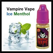 Vampire Vape *4 x 10ml - Ice Menthol 12mg E-Liquid