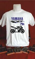 t-shirt personnalisé yamaha factory racing moto r6 motard idée cadeau T146