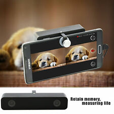 3D Digital Video Camera With 2Lens VR Cam for Android Telephone Capture 3D Video