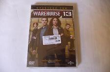 WAREHOUSE 13 STAGIONE 3-BOX DVD con nr 4 DISCHI-SIGILLATO