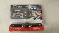 Peak Performance PKC0RB Wireless Back Up Camera System 3.5 Color LCD Monitor New