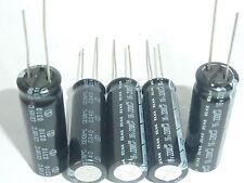 5pcs 2200uF 16V Japan ELNA 10x30mm 16V2200uF Low Impedance Capacitor