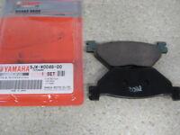 NOS OEM Yamaha Brake Pad Kit (2) 2002-09 XV17 2003-05 FJR1300 5JW-W0046-00