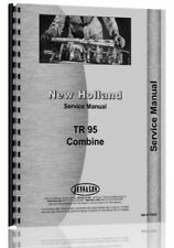 Service Manual New Holland TR95 Combine