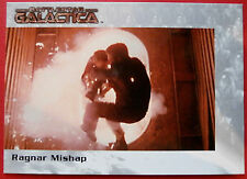 BATTLESTAR GALACTICA - Premiere Edition - Card #43 - Ragnar Mishap