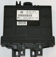 VW POLO 1.4 2000 to 2001 AUTOMATIC GEARBOX CONTROL UNIT ECU 001 927 731 B
