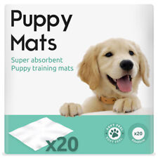 1x SUPER ABSORBENT Puppy Training Pad - 60cm x 60cm - Pack of 20