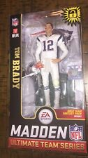 MCFARLANE NFL MADDEN 19 ULTIMATE TEAM SERIES 1 TOM BRADY EXCLUSIVE BRAND NEW