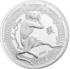 FRANCE 10 Euro Argent Chine Année du Singe BE 2016 - Year Monkey Silver