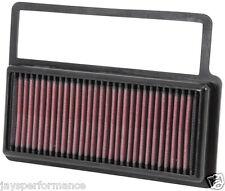 Kn air filter (33-3014) Filtración de reemplazo de alto caudal