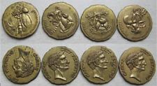 Asterix vier verschiedene aus Nutella
