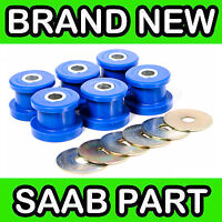 Saab 9-5 (98-09) Polyurethane Subframe Front Bush Kit (Kit of 6)