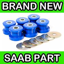 Saab 9-5 (98-09) de poliuretano SUBFRAME Delantero Bush Kit (kit De 6)