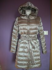 Max Mara Urban Coat Jacket Light Down SIZE 10-12 (it 42)