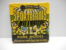 Vintage - SPORTBEAMS OFFICIAL FILMS -  HOME MOVIES 8 mm Reel - MONARCHS OF RING