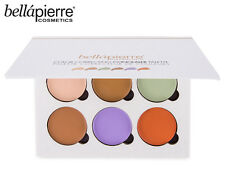 1 x  BELLAPIERRE COSMETICS COLOR CORRECTING CONCEALER 6 SHADE MAKE UP PALETTE