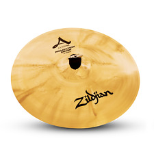 """Zildjian 20583 17"""" Custom Projection Crsh Drumset Cymbal Small Bell Size - Used"""