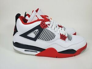 Nike Air Jordan 4 Retro Fire Red 2020 Size 10.5 Brand New DS Unworn In Hand!