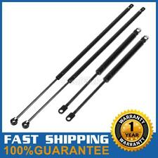2 PM1134 Hood 2 4900 Liftgate Lift Supports Shock Set For 82-92 Camaro&Firebird
