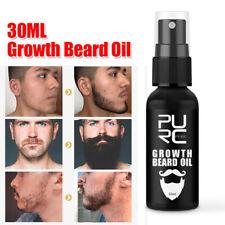 Hair Growth OIL FAST FACIAL SERUM GROW MUSTACHE BEARD EYEBROW & SCALP 30 ML