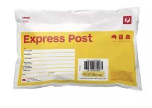 50 X 500g Express Post Satchels