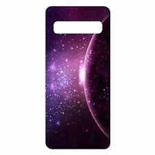 Para Samsung Galaxy S10 Funda de Silicona Espacio Galaxy Stars - S4397