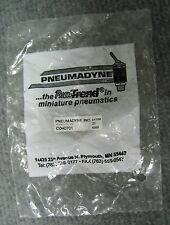 PNEUMADYNE C040701 NYLON DETENTED TOGGLE SWITCH 'NEW IN SEALED ORIGINAL PACKAGE'