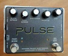 Dawner Prince Pulse Rotary Speaker Pedal Pink Floyd David Gilmour Mint