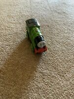 Percy Battery Operated Wooden Railway Train Thomas and Friends fits BRIO etc