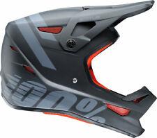 100% Status Full-Face Helmet Black Meteor MD
