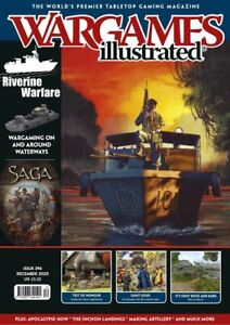 Wargames Illustrated WI396 December Edition